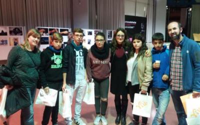 El taller de cine DonBosco obtiene el primer premio del concurso de videos #Noemtoqueselwhatsapp convocado por el IVAJ