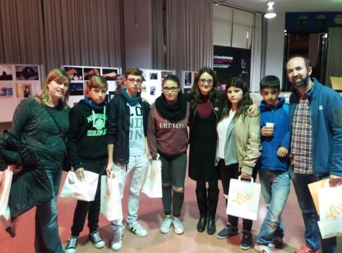 El taller de cine DonBosco obtiene el primer premio del concurso convocado por el IVAJ #Noemtoqueselwhatsapp