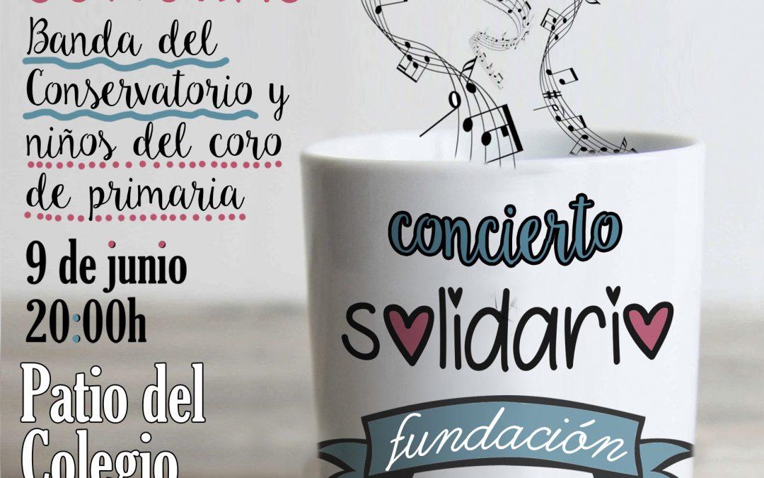 Concierto de Bandas Sonoras Organizado en Villena a beneficio de la Fundación