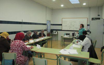 75 personas inmigrantes participan en el proyecto de Inserción laboral del Programa Alraso en Cartagena