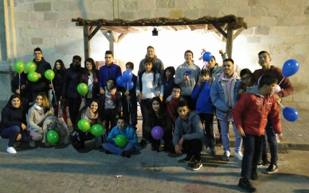 Navidad en los proyectos de la Fundación en Burriana