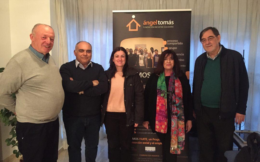 FISAT pone en marcha un nuevo piso de emancipación para mujeres en Valencia