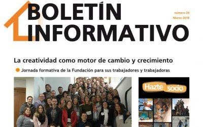Disponible el Boletín Informativo 24
