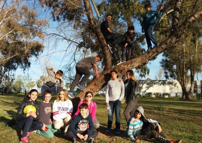 20180328_El PAE Porta Oberta y la Casa Don Bosco de Burriana inician las vacaciones de Pascua