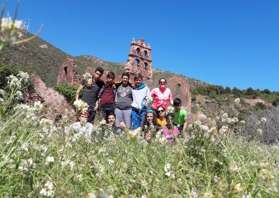 20180329_El PAE Porta Oberta y la Casa Don Bosco de Burriana inician las vacaciones de Pascua2