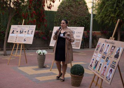 Presentación Proyecto Inserción Laboral. Cristina Riquelme