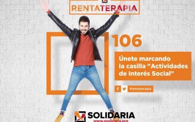 La Fundación Ángel Tomás recuerda la importancia de marcar la X Solidaria en la declaración de la renta