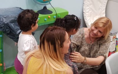 Alraso recibe la visita de la consejera de Familia e Igualdad de Oportunidades