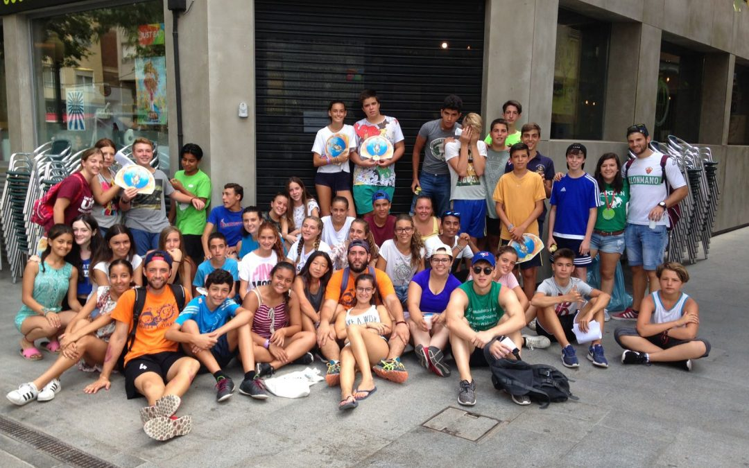 La Fundación Ángel Tomás ofrece actividades de tiempo libre a cerca de 500 menores en la Comunidad Valenciana y Cartagena