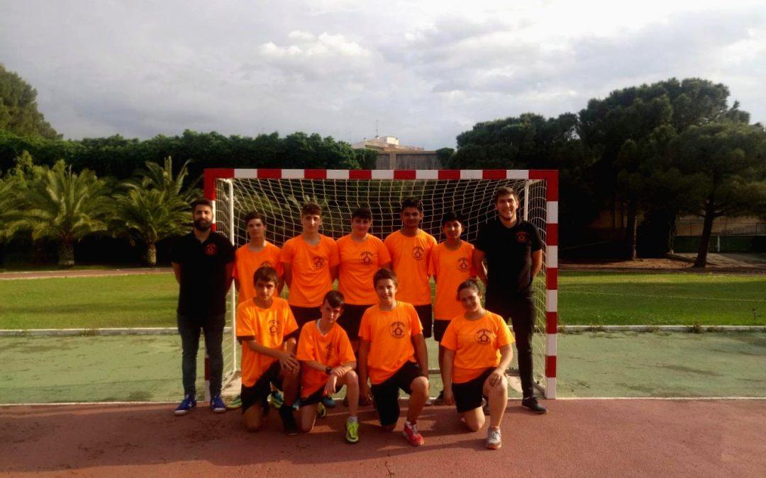 Gran temporada del equipo Don Bosco en la Liga Máster de fútbol sala
