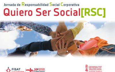 La Fundación Ángel Tomás organiza la I Jornada de Responsabilidad Social Corporativa para impulsar la empleabilidad de las personas
