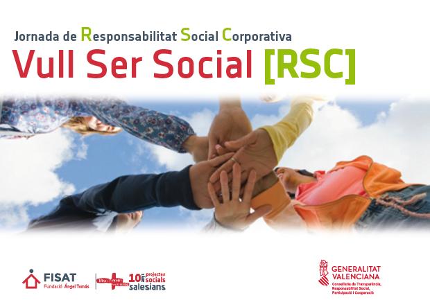 La Fundació Ángel Tomás organitza la I Jornada de Responsabilitat Social Corporativa per a impulsar l'ocupabilitat de les persones