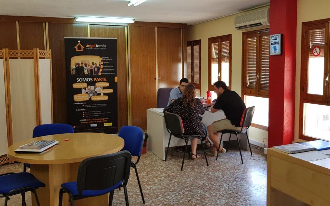 Somos Parte comença en Alacant per millorar l'ocupabilitat dels joves