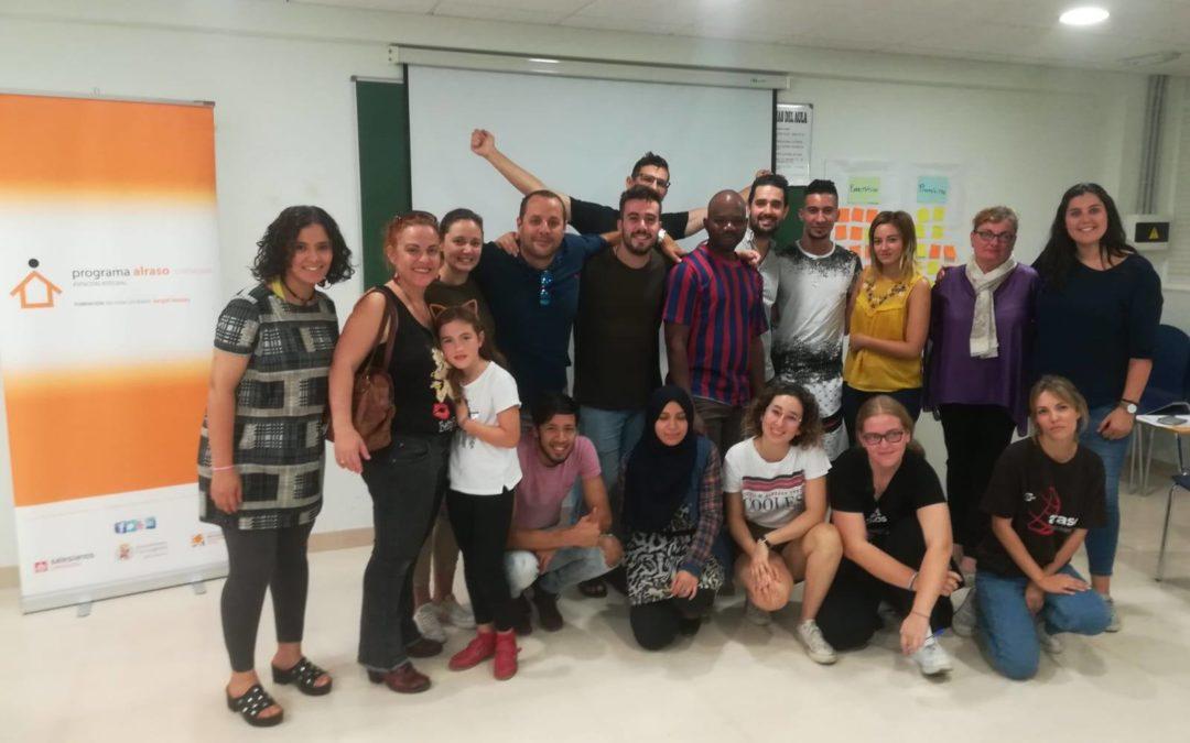 """Alraso celebra la seua primera reunió de voluntariat sota el lema """"Primer, els últims"""""""