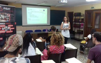 Nuevo curso de auxiliar de almacén para jóvenes en Somos Parte Alicante