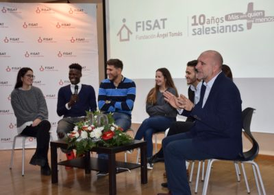 FISAT-10 - 10