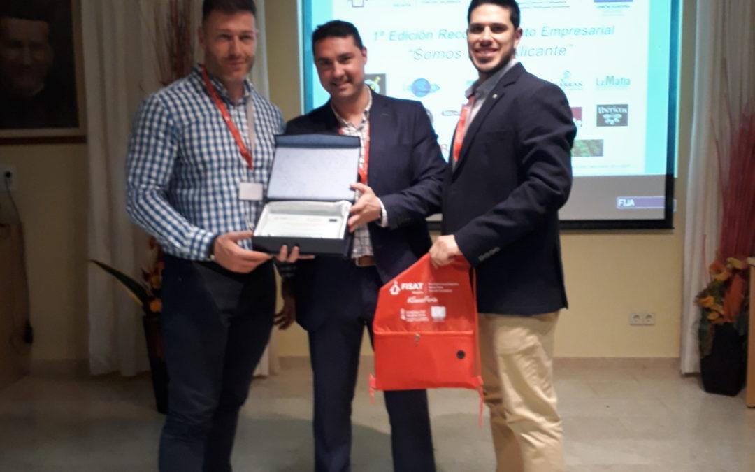 Somos Parte constata su valoración entre las empresas como impulsora de la RSC y la inserción sociolaboral en Alicante