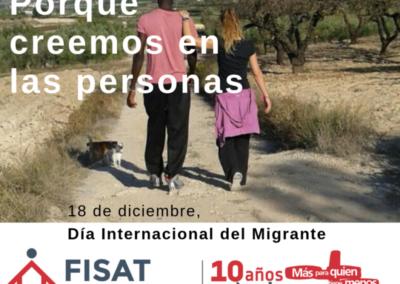 Día Internacional Migrante