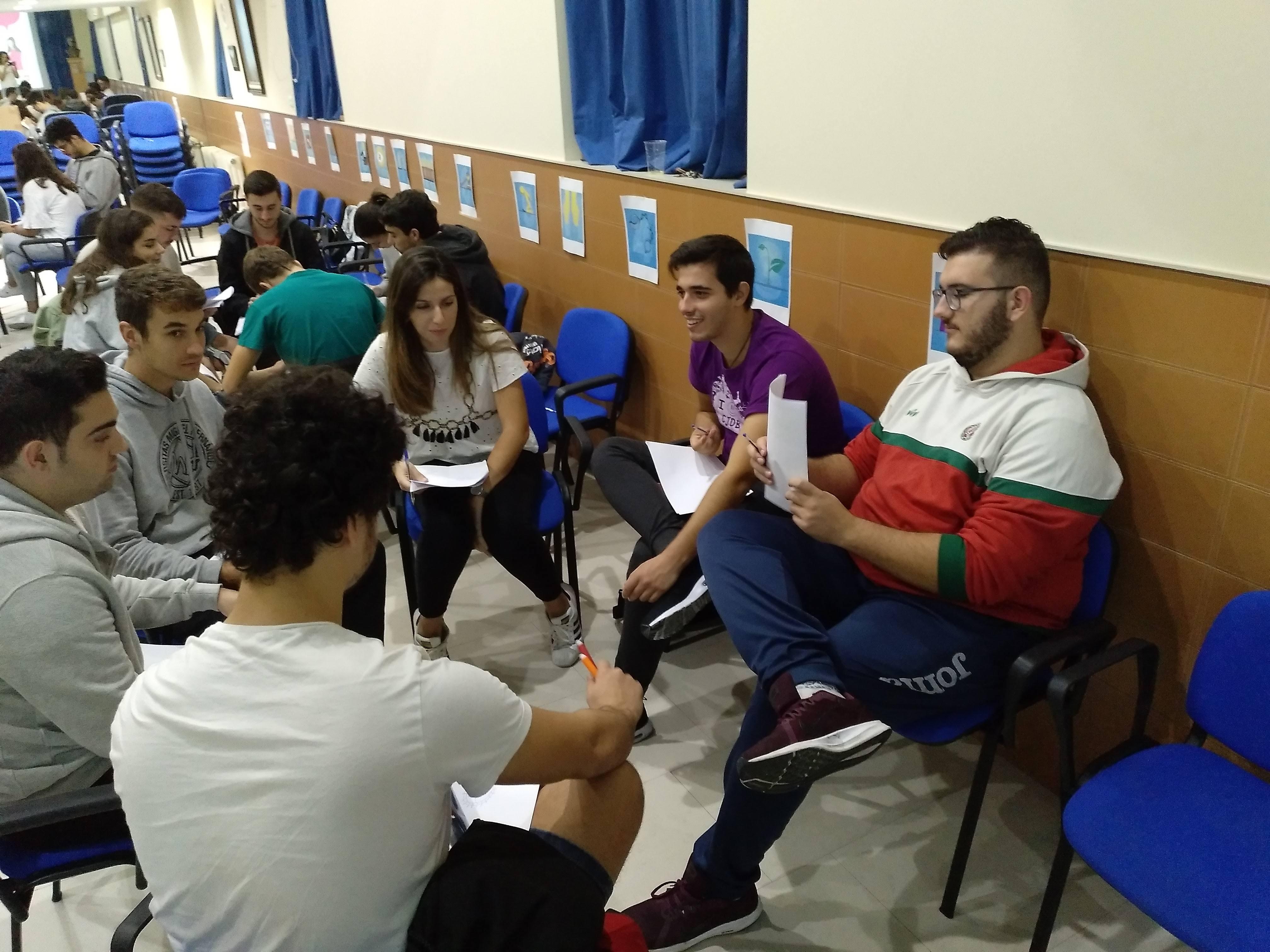 Jornada sensibilización Villena 2018 5