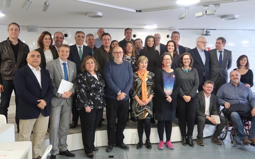 La Fundació Ángel Tomás forma part de la nova taula de Responsabilitat Social d'Alacant