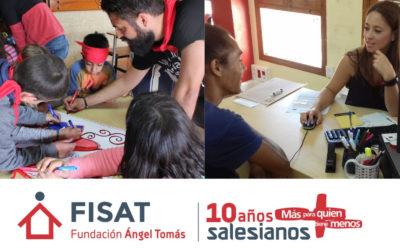 Gràcies a les aportacions de l'IRPF la Fundació Ángel Tomás rep prop de 135.000 euros