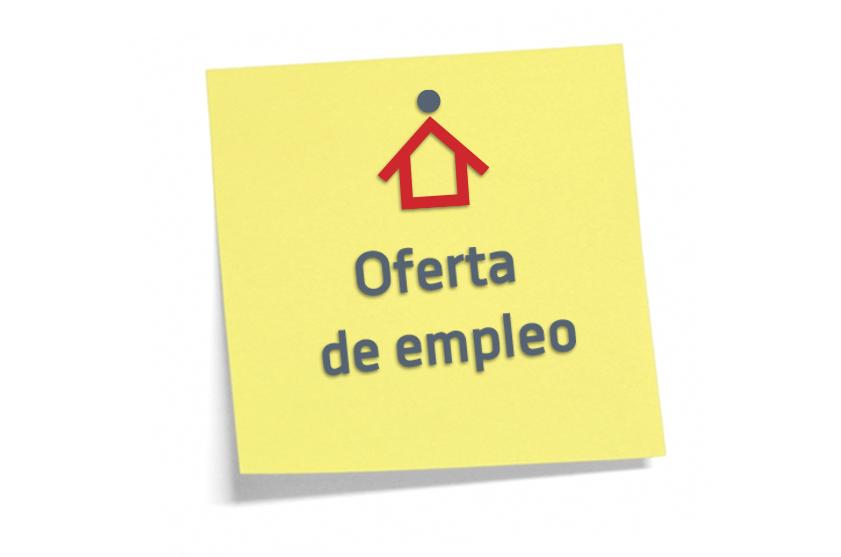 Oferta de empleo en Valencia: Técnico/a de Integración Social