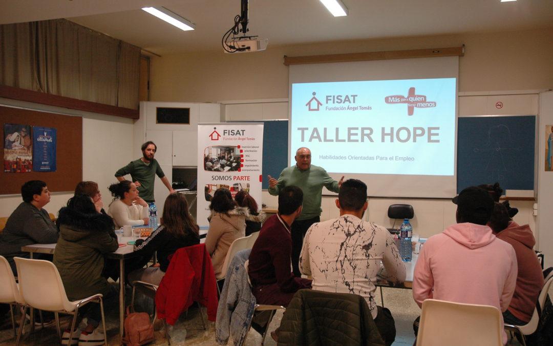 Somos Parte Valencia inicia el programa de capacitación básica de operario de logística