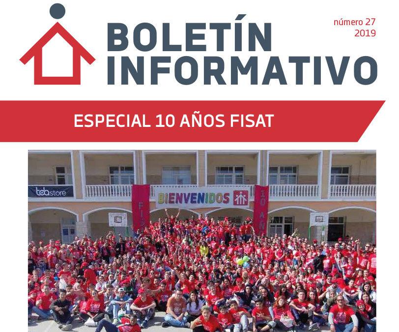 Boletín informativo abril