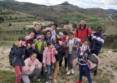CDDB acampada Pascua4