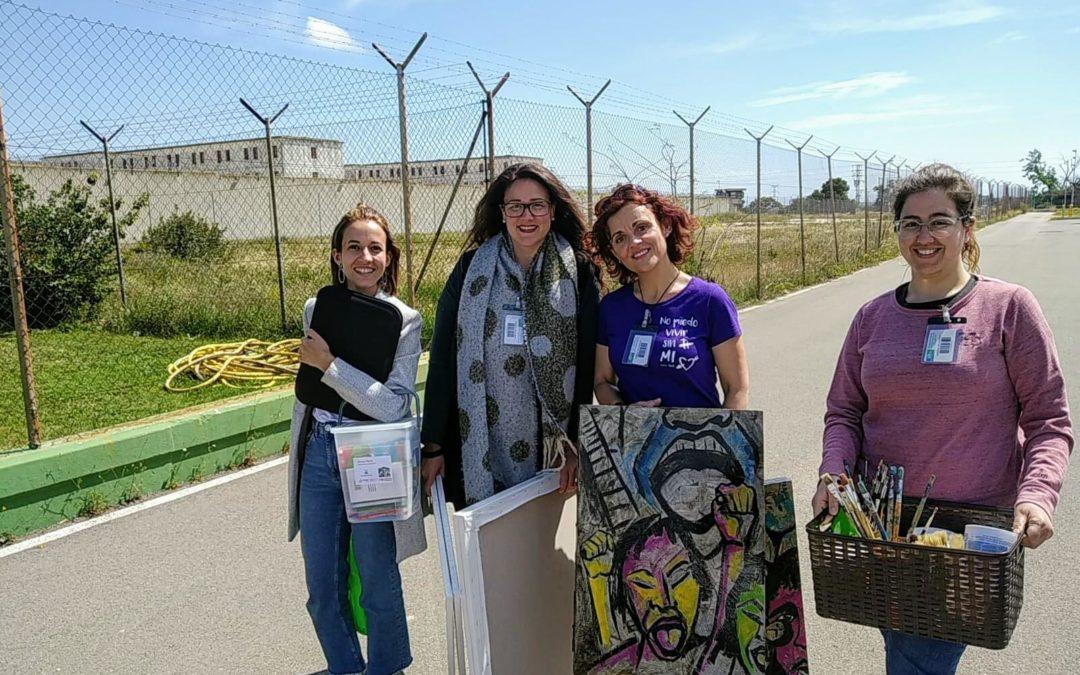 FISAT trabaja por el empoderamiento de las mujeres con adicciones y privadas de libertad a través de la expresión artística