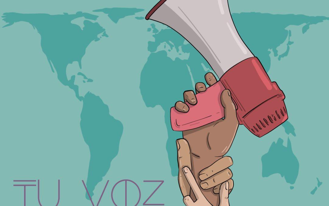 """""""Tu voz también es refugio"""", la campaña de las plataformas sociales salesianas por el Día de las Personas Refugiadas"""