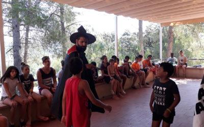 L'alberg Don Bosco d'Albaida s'omple de la màgia de Harry Potter i Disney