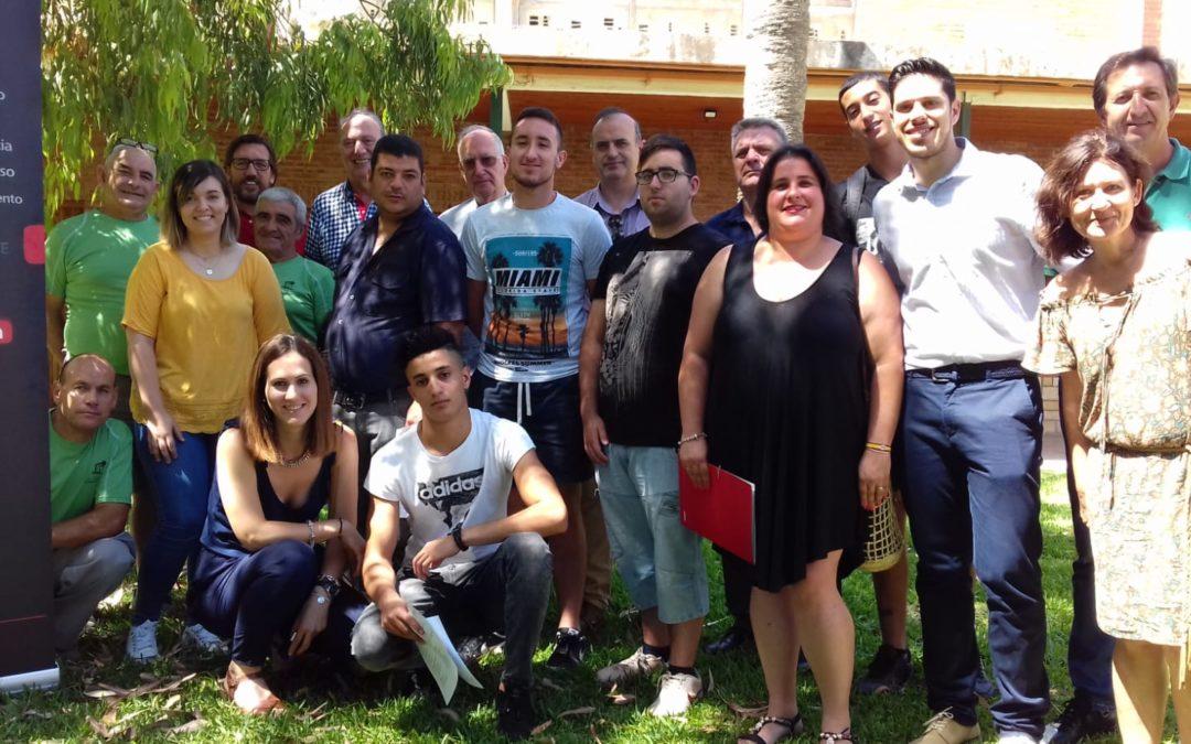El curso de mantenimiento de instalaciones en El Campello finaliza con satisfacción por parte de las entidades salesianas y el Ayuntamiento