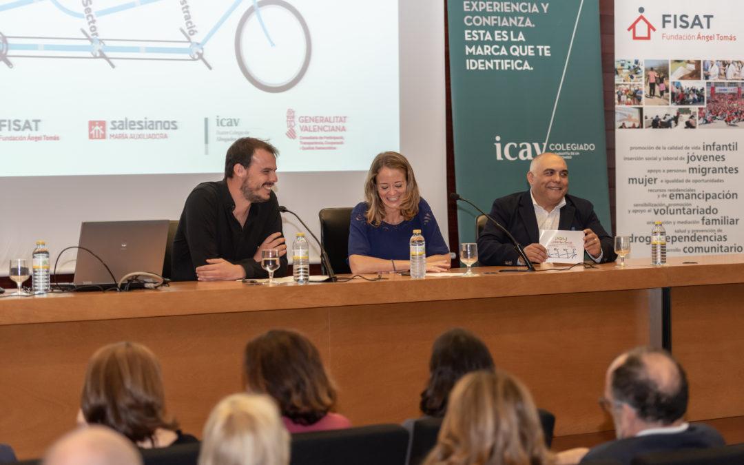 """""""La imaginación en las alianzas entre empresas y Tercer Sector es infinita"""""""