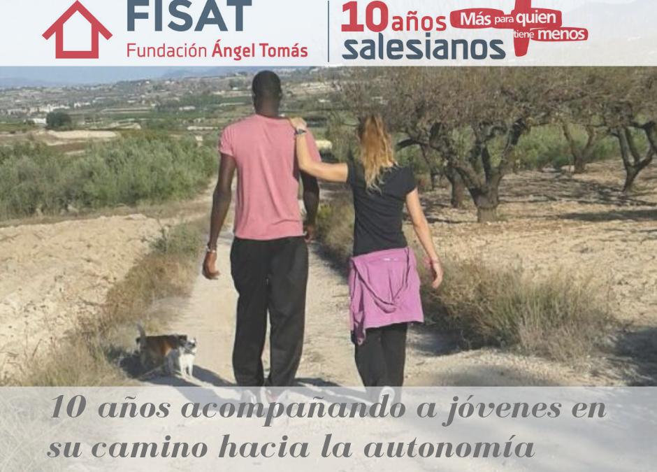 La Fundació Ángel Tomás- FISAT obri un nou pis d'emancipació a Villena