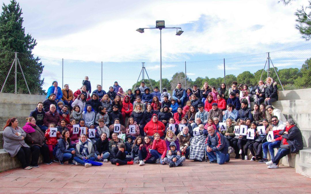El Día de la Familia, una jornada clave en la intervención educativa