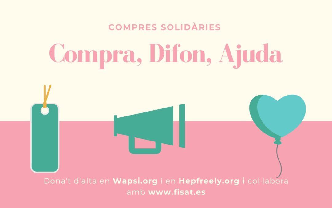 Converteix el BlackFriday en un dia solidari per a la Fundació Ángel Tomás