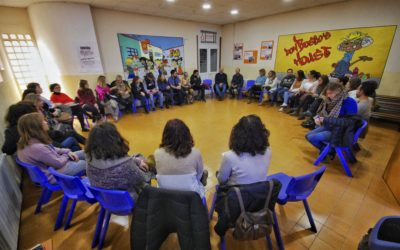 """La Casa Don Bosco de València celebra la jornada de reflexió professional """"Juntes per la infància"""""""