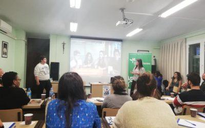 «Persigue tus sueños» presenta su experiencia en un curso para educadores de las plataformas sociales salesianas