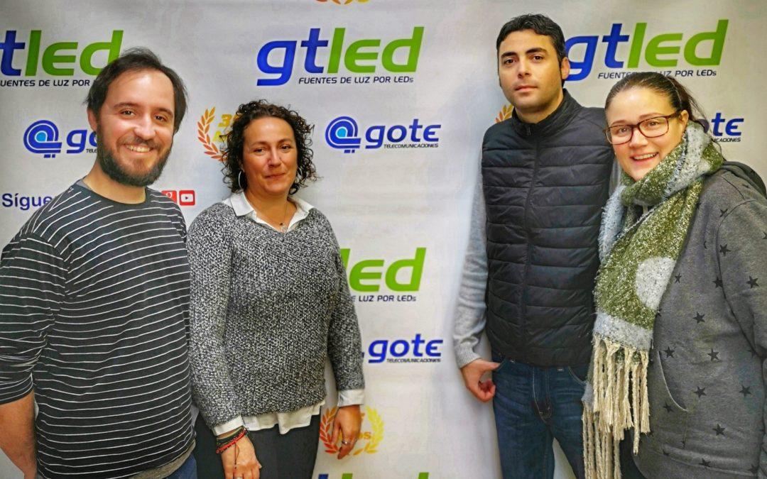 La empresa GOTE contribuye a la sostenibilidad y mejora energética de la Fundación Ángel Tomás- FISAT