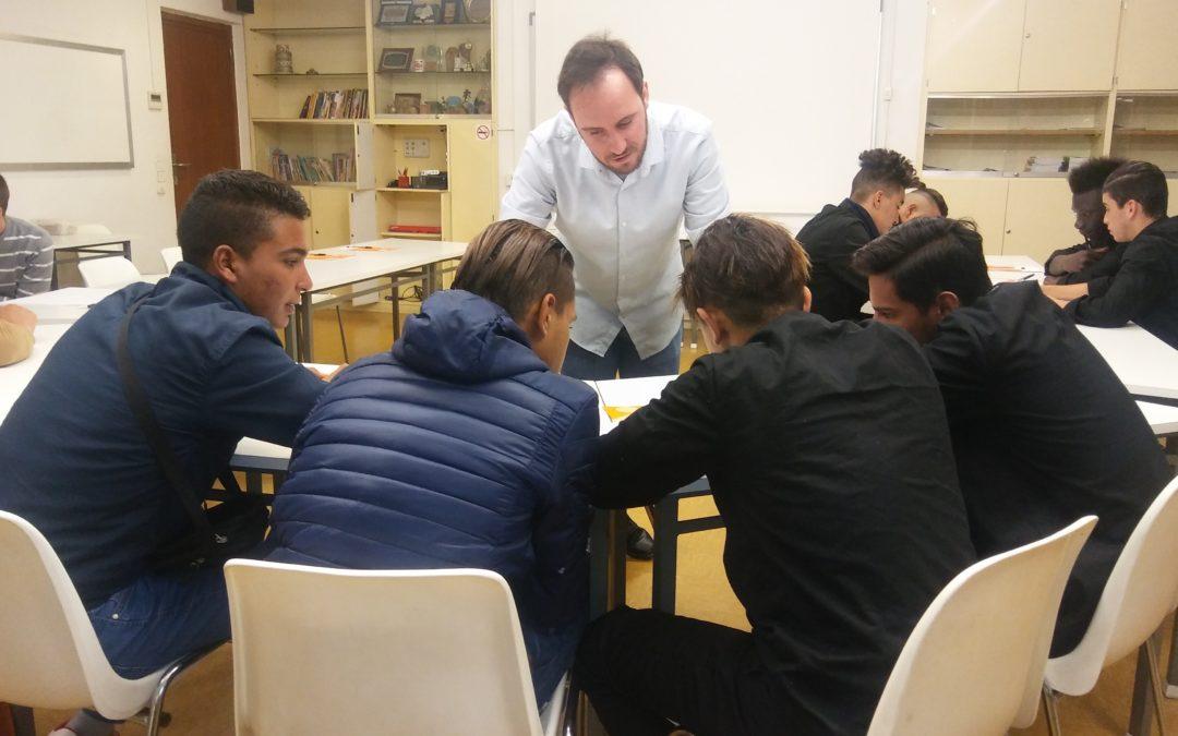 L'IRPF 2019 recolza els programes d'inserció sociolaboral de FISAT per a joves i col·lectius vulnerables