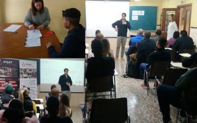 Somos Parte Alacant llança el curs d'Ajudant de Cambrer per a col·lectius vulnerables