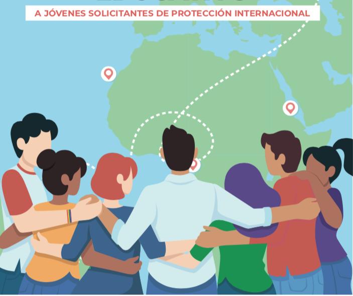 Solicitantes de Protección Internacional: el acompañamiento individualizado y la atención psicológica, claves durante el confinamiento
