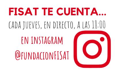 FISAT abre una ventana en directo con la solidaridad en Instagram