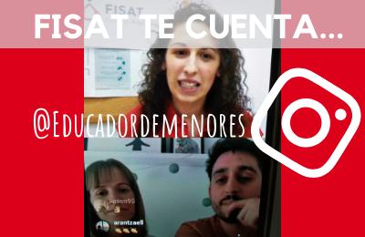"""@EducadordeMenores: """"Somos esenciales, no nos aporta nada que se nos reconozca en un papel pero sí que nos tengan en mente"""""""