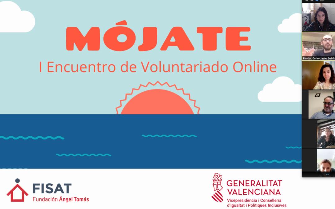 Banya't!: primera trobada online del voluntariat FISAT