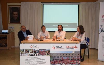 """""""De la responsabilidad social individual a la colectiva"""": Irene Bajo abre la III Jornada de RSC de FISAT"""