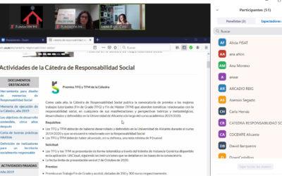 """Irene Bajo: """"La responsabilidad social tiene que estar basada en el diálogo con los grupos de interés"""""""