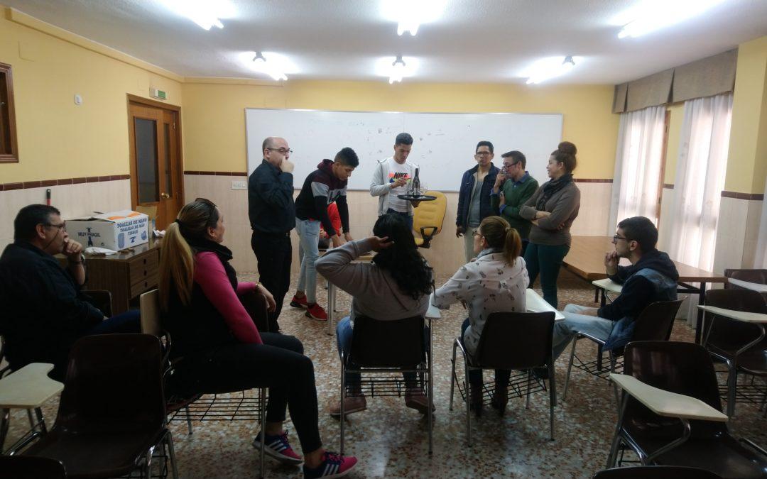 La Diputació d'Alacant recolza la inserció laboral de la joventut en col·laboració amb FISAT