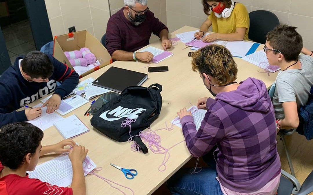El Projecte de Suport Educatiu de Borriana rep el suport de la Diputació de Castelló